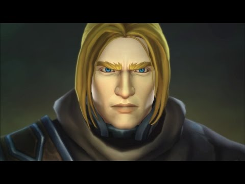 A Prince becomes a King... HIDDEN Anduin Quest line with SECRET CINEMATIC