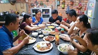 Cơm tấm Long Xuyên nhà nấu | Miền Tây TV