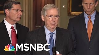Senate Again Rejects Vote To Protect Robert Mueller | Hardball | MSNBC