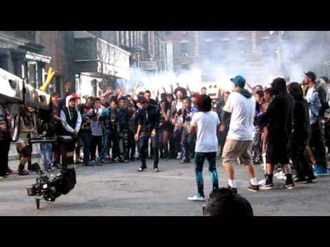 Quest Crew Freestyle with LMFAO::Party Rock Anthem Video
