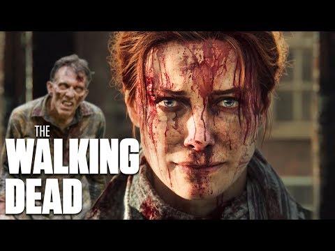 ZOMBIE APOCALYPSE! (The Walking Dead)