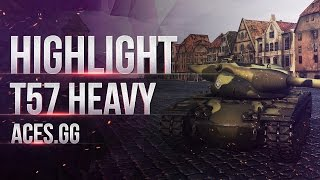 Highlights Т57 Heavy Tank World of tanks - спасибо, что живой