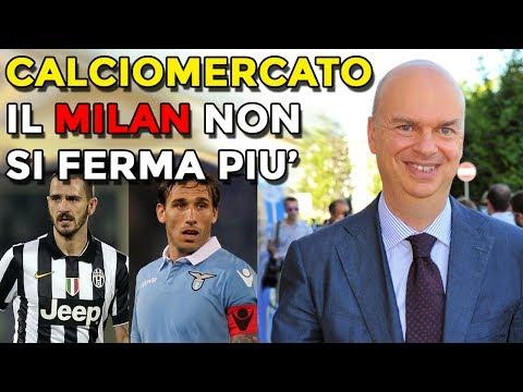 CALCIOMERCATO - IL MILAN NON SI FERMA PIU' - Bonucci, Biglia... non è finita?
