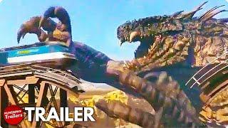 APE VS MONSTER Trailer (2021) Giant Monster Action SciFi Movie