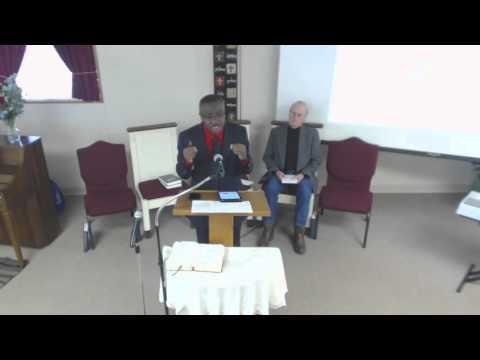 ''Jesus, His Life After Resurrection'' Chrispin Chifwepa, 2/13/16