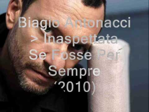 BIAGIO ANTONACCI - Se fosse per sempre