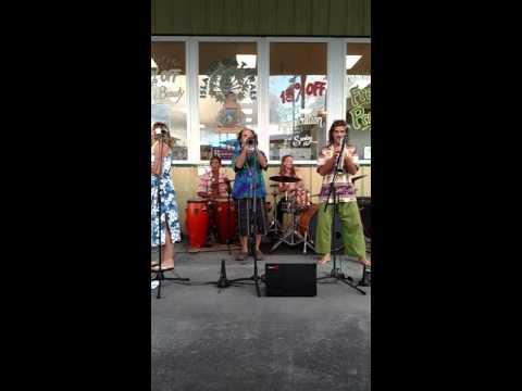 Pahoa Art & Music Walk 4/9/16