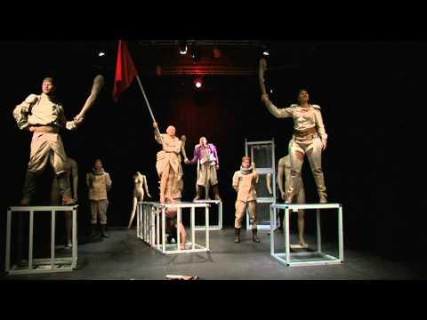 SZEWCY - S.I.Witkiewicz. Trailer. Teatr Animacji w Poznaniu