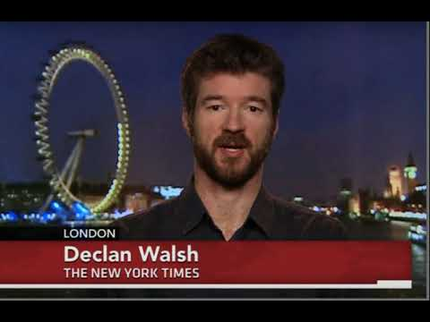 NYT's Declan Walsh, Nosayba Halawa on acquittal of Ibrahim & sisters in Cairo