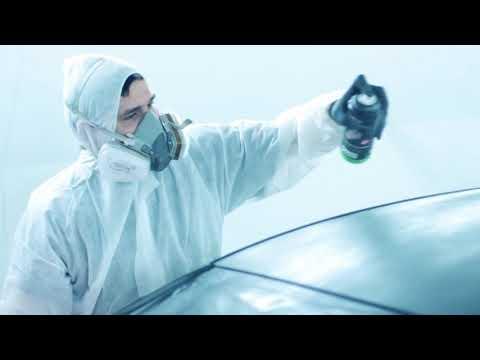 איך לצבוע מכונית עם ציפוי ויניל מקצועי להגנה וצביעה אסתטית של MTN.