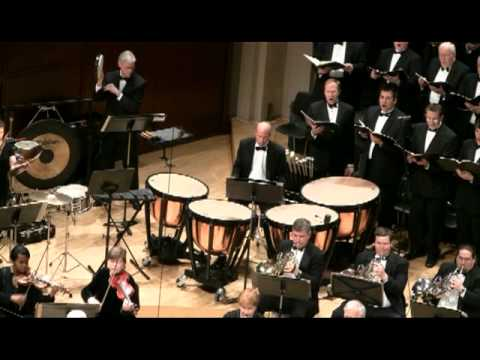 Carmina Burana part 1 Raleigh Symphony Orchestra - Timpani