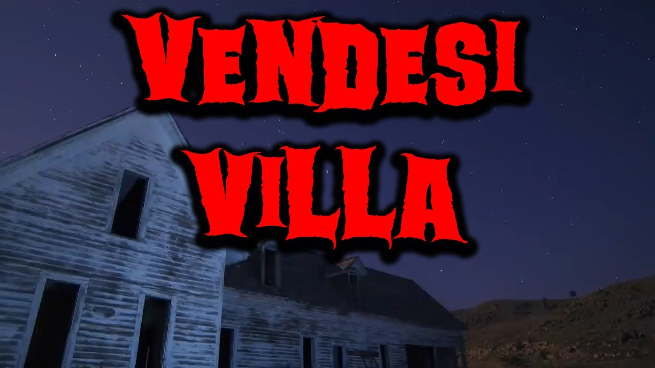 Vendesi villa - Racconti Horror 258
