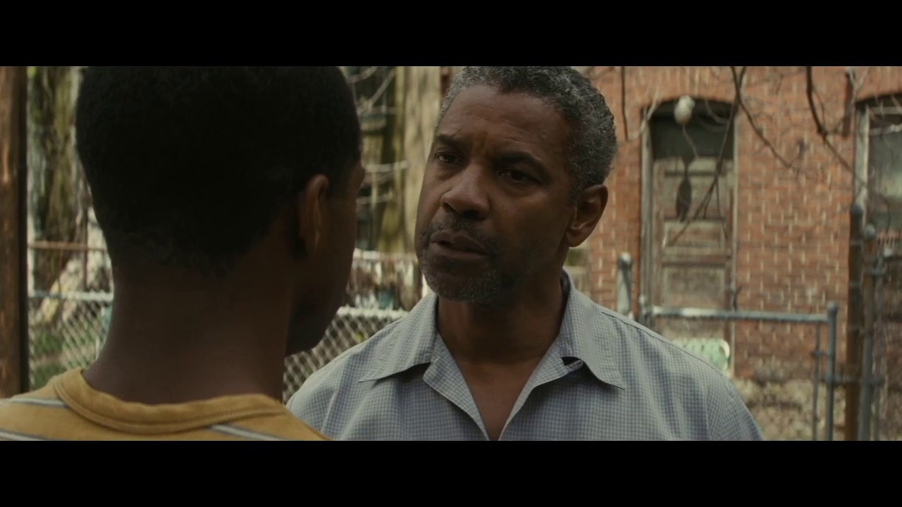 Fences - Trailer español (HD)
