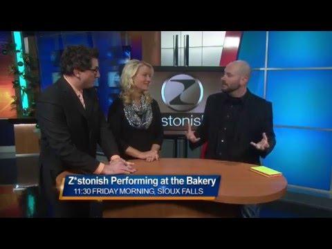 z*stonish Predicts Human Behavior on KSFY-TV