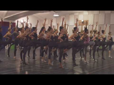 Bringing a Rockettes Number to Life