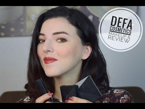 * DEFA COSMETICS * Makeup & Review