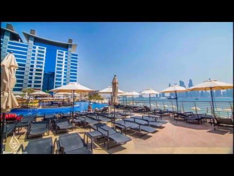 Dukes 5 star hotel apartments Oceana Residence Palm Jumeirah Dubai