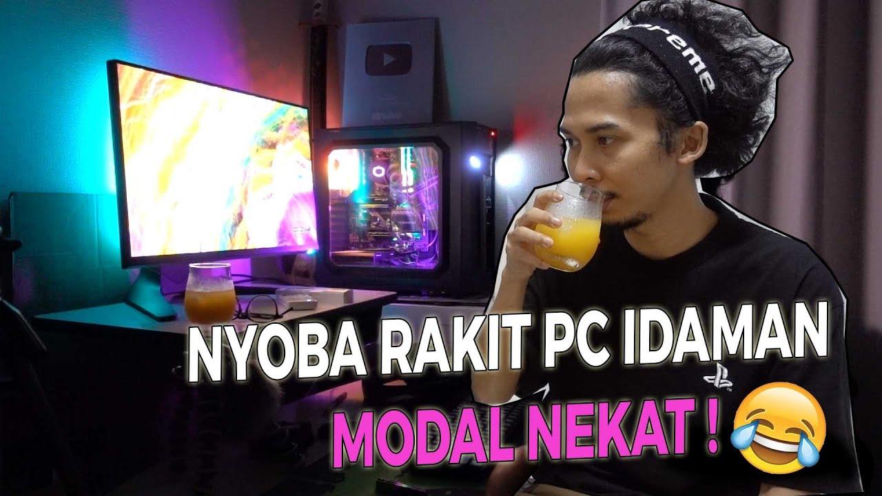 ONGKOS RAKIT PC DOANG SAMPE JUTAAN DI JEPANG! MENDING AKU RAKIT SENDIRI MODAL NEKAT !