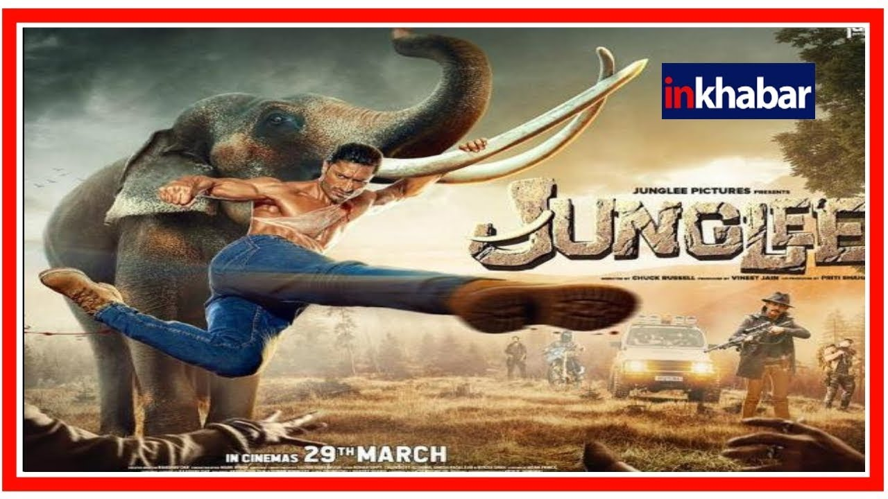 Junglee movie vidyut jammwal starrer upcoming film to release on