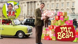 Mr. Bean | 25th Anniversary | Mr Bean Drives His Car Again! | Mr. Bean Official