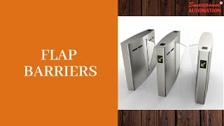 Smartpower Flap Barriers Visitor Management System at ECO park