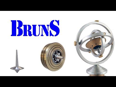 DIY: Gyroscope evolution (short version)