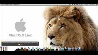 Установляем тему Mac OS X Lion в Ubuntu 12.04