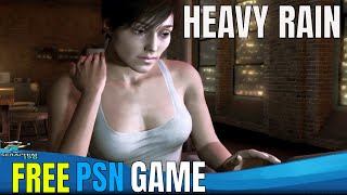 HEAVY RAIN: PS4 - FREE PSN GAME THIS MONTH!!!!