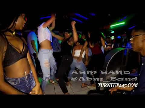 BALTIMORE TURNTUP247 EP 1 - ABM BAND Malibu Beach Bar