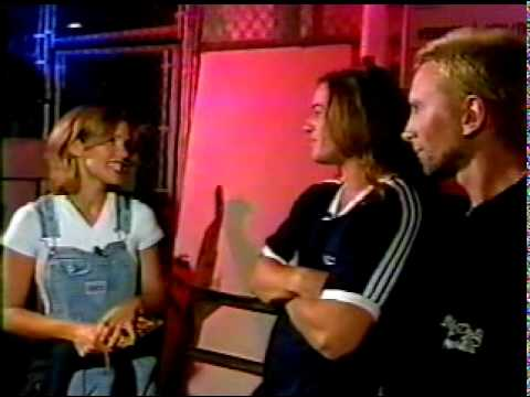 Ugly Kid Joe - Power 30 Interview 1995 Part 1