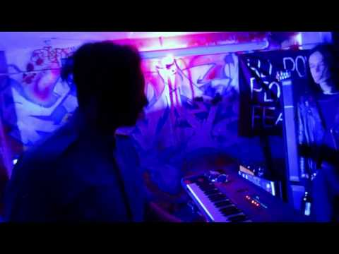 High-Functioning Flesh (live) @ the Holdout 4.25.2014 (full set) Electro-punk