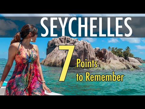 Things to know before going to Seychelles - Seychelles Travel Guide - Savvy Fernweh