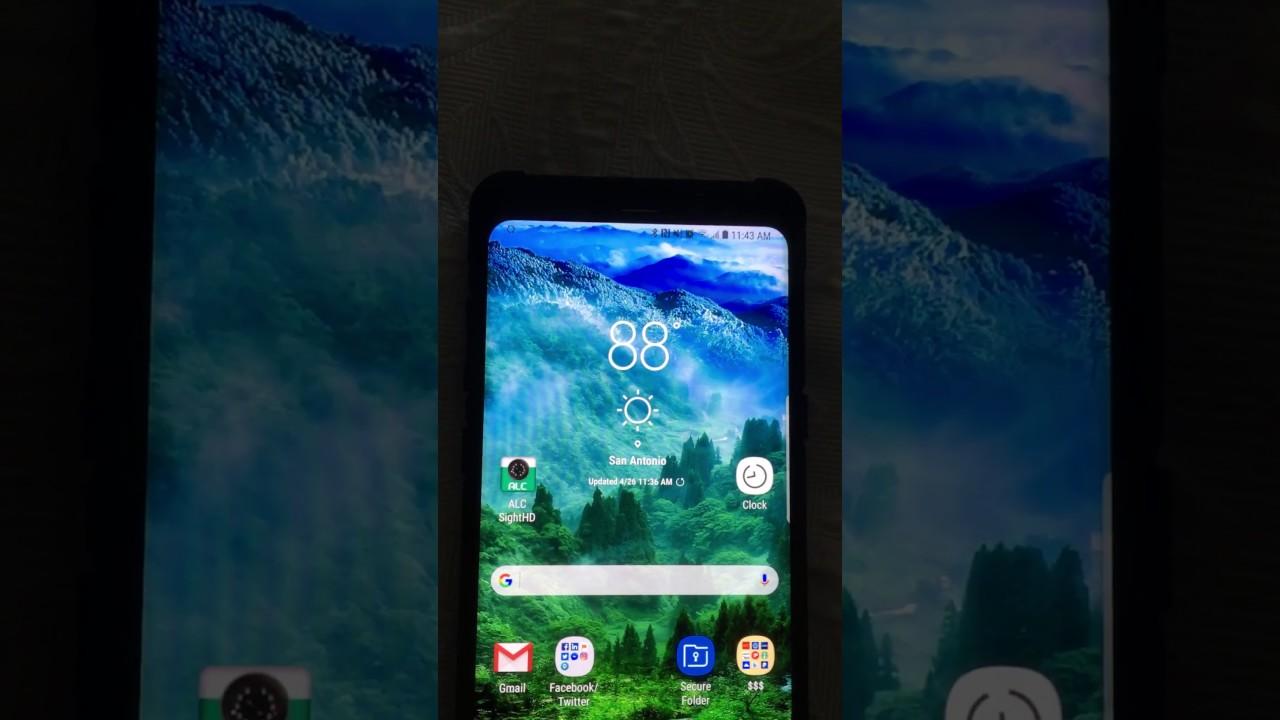 Samsung Galaxy S8 Plus - IMS Service Message & Sync Running Problem