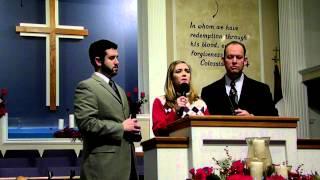 Ryan Cozart, Heather and Jared Matthews