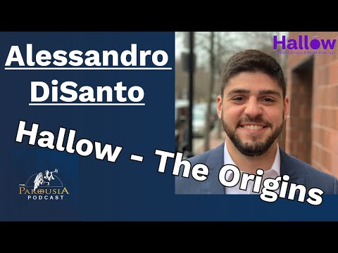 Alessandro DiSanto: Hallow - The Origins