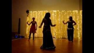 Bollywood Dance | Thug Le, Saj Dhaj Ke, Khwab Dekhe, Teri Ore, Aaja Nachle