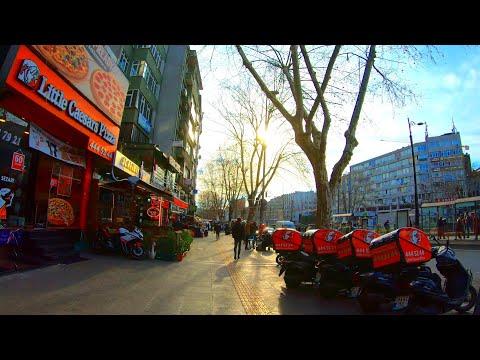 Fındıkzade, Haseki - Walking Tour | İstanbul 🇹🇷[4K]