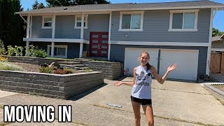 moving into my new house at 18! moving vlogs ep. 3