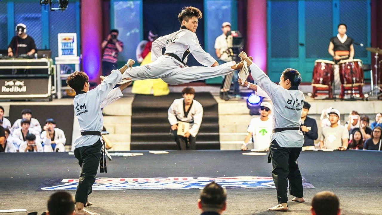 Freestyle Martial Arts Tricking Showdown