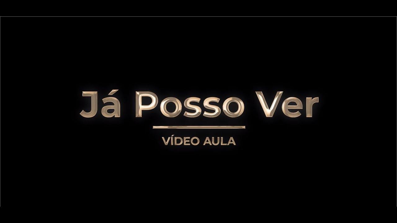 JÁ POSSO VER - LEITOS VAZIOS PESSOAS CURADAS | #VÍDEO AULA