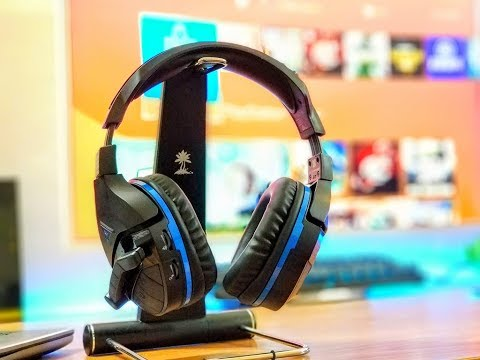 The Best Gaming Headset: Turtle Beach Stealth 700