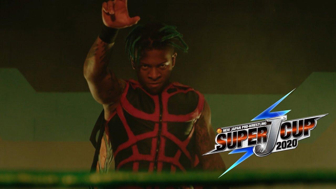 《リオ・ラッシュ》あの男がついにSUPER J-CUPに参戦!