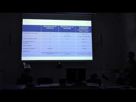 Industrial Doctoral School - 3 - Nele Bracke - Ghent University