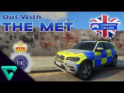 [GTAIV] London's Calling - ARV Patrol [HD/PC]