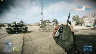 Battlefield 3 test on noob pc