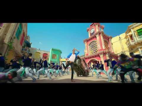 Theri Songs   Jithu Jilladi Official Video...