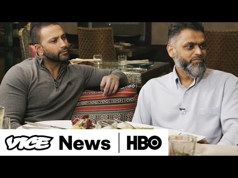 Guantanamo Ex-Detainees Reunion: VICE News Tonight on HBO (Full Segment)