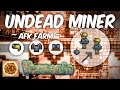 Terraria AFK Undead Miner Farm | Get the Mining Armor!