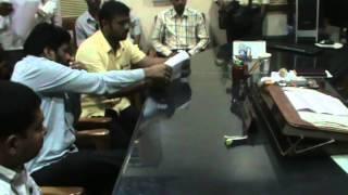 Bacchu Kadu's Ambhore Dhulai At Akola (MS)