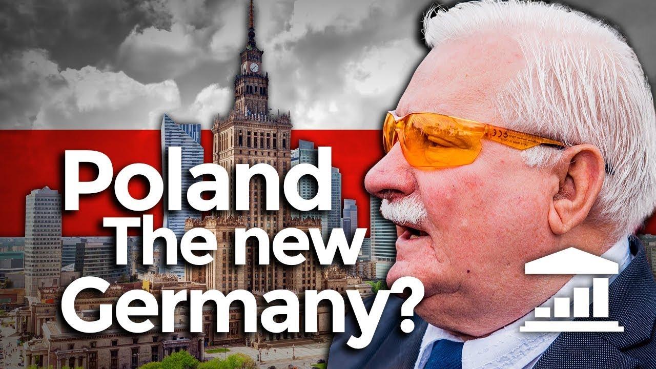 POLAND, how is it getting RICH? - VisualPolitik EN